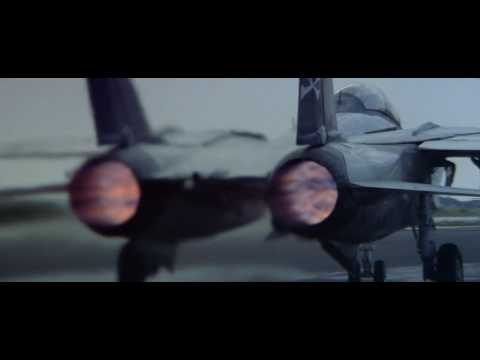 """F-14 Tomcat Scenes from """"The Final Countdown"""" HD Part1"""