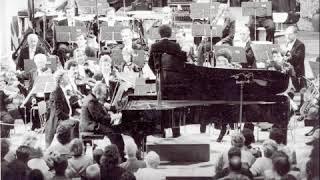Beethoven Piano Concerto No.5 op.73 - Arrau / Andreae / RSI (1987)