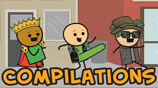 CyanideHappiness Compilation 1