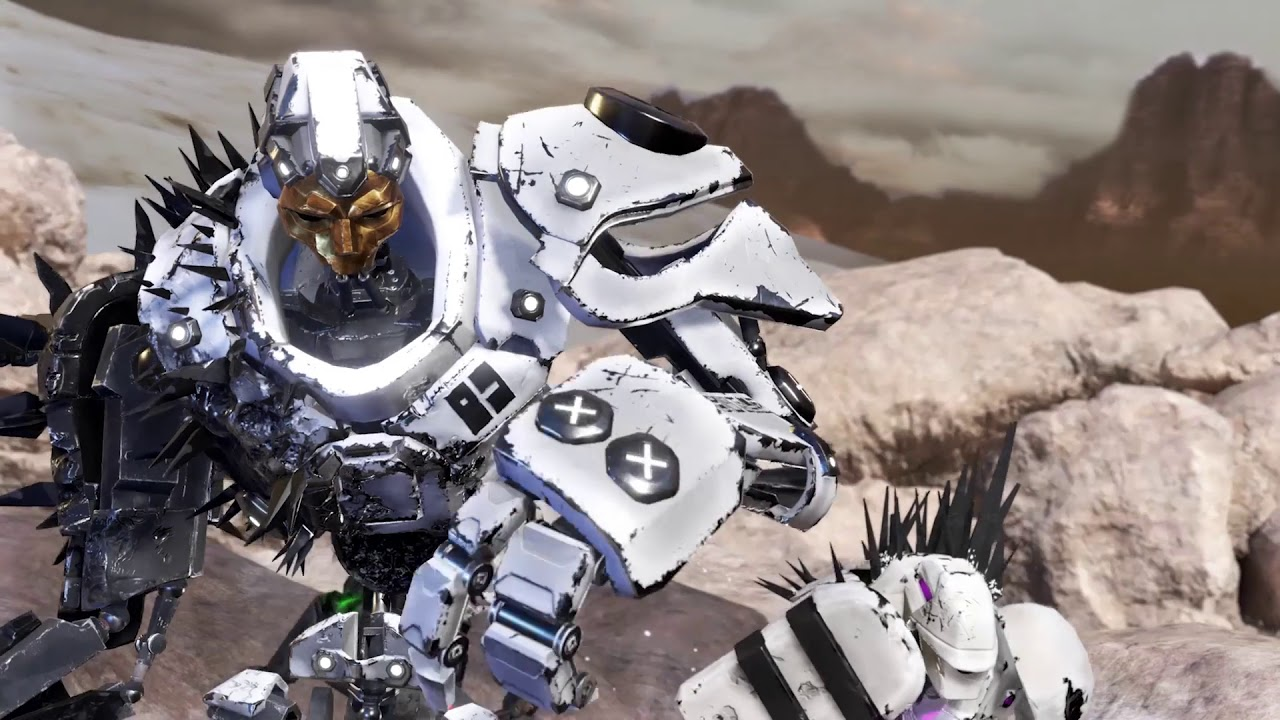 Buy ReCore: Definitive Edition from the Humble Store