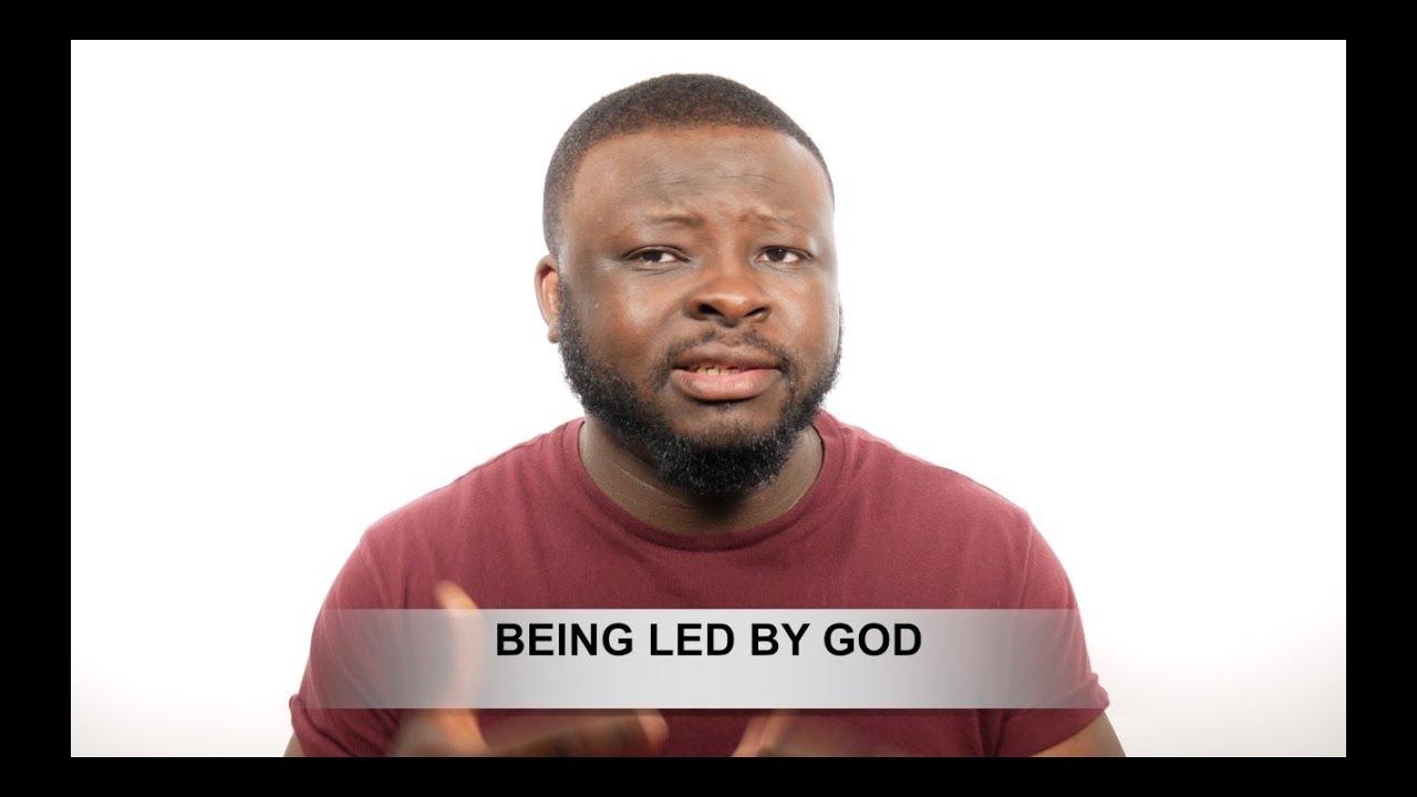 Being Led By God | Tim Oladeru | DappyTKeys