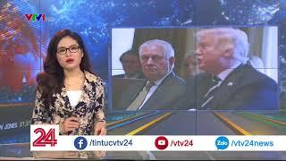 Mỹ: Thị trường tài chính rung lắc khi Tổng thống Trump cách chức Ngoại trưởng  - Tin Tức VTV24