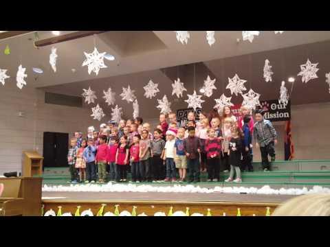 2016 Mendoza elementary kindergarten Christmas 5