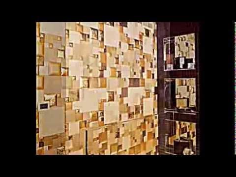 Wandfliesen Aus Leder Edle Wandverkleidung Von Studioart Youtube