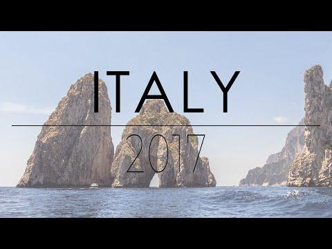 ITALY  TRIP 2017 (GoPro Hero4)