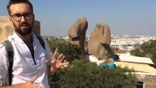 Что посмотреть в Хайдарабаде: Голконда форт. Путешествия по Индии.(Видно солнышко напекло мне в голову. В самом начале видео я назвал Хайдарабад штатом (это, конечно же, город),..., 2015-12-12T03:36:38.000Z)