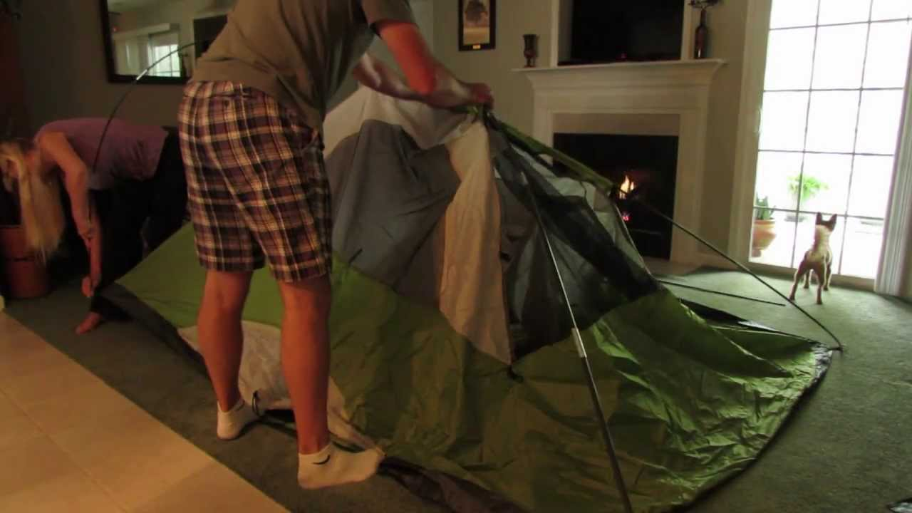 how to set up a tent in the house indoor fun youtube