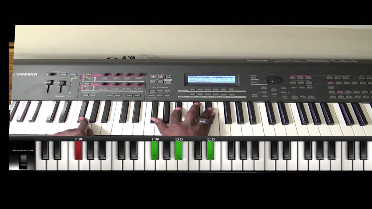 Download How to Play Alpha and Omega on Piano