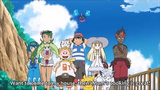 Pokmon Sun and Moon Episode 48 - Lillie see Galdion and Type : null