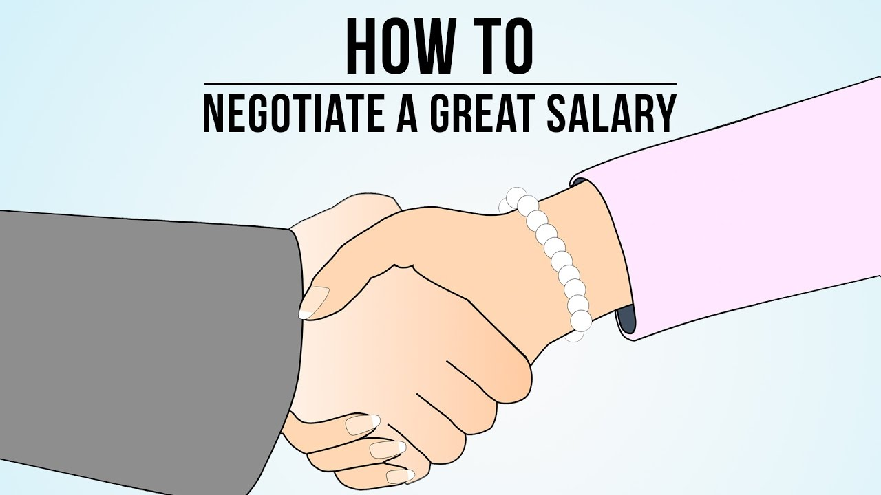 how to negotiate a great salary glamrs com how to negotiate a great salary glamrs com