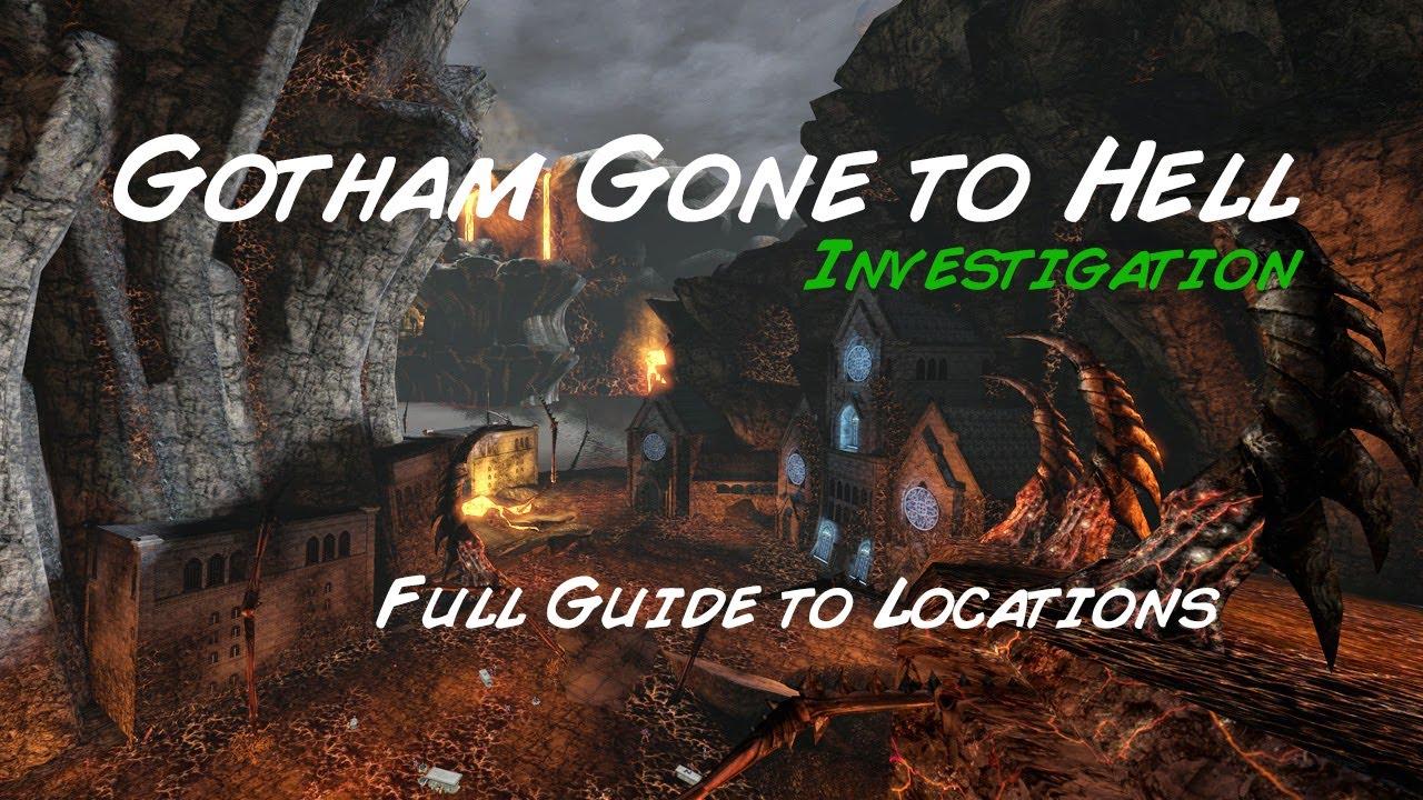 dcuo metropolis investigations