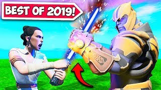 *BEST OF 2019* PART 1!! - Fortnite Funny Fails and WTF Moments!