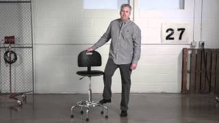 Safco WorkFit™ Economy Industrial Chair