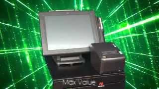 Riopos, rio xander2 pt5030, touch pos terminal, max value bundle