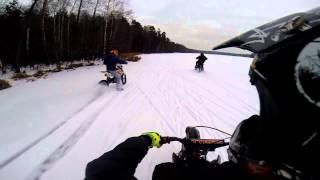 IRBIS TTR 125 Kayo 140 Winter Moto (Sobinka)(http://vk.com/pbminimotocross В этой группе вы можете задавать вопросы про пит байк , или же отвечать на вопросы других..., 2014-12-07T19:28:58.000Z)