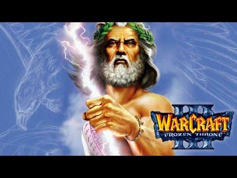 видео: Земли Бога - лучшая карта к warcraft 3!