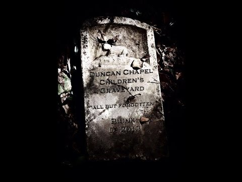 Haunted Echoes:The Children's Graveyard