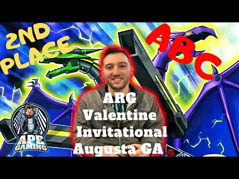 2nd Place ABC Deck ARG Holiday Invitational 2/24/2019