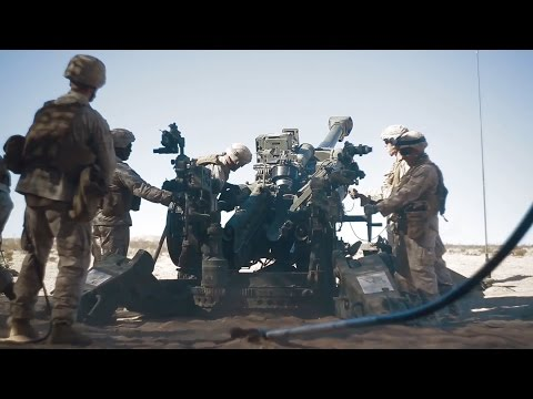 Marines Provide Indirect Fire Support - ITX 2-16