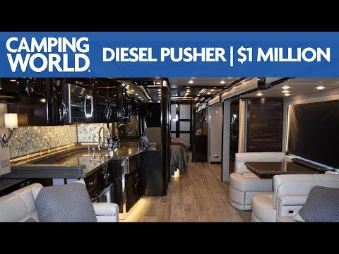 2019 Newmar King Aire 4549 | Diesel Class A Motorhome - RV Review: Camping World