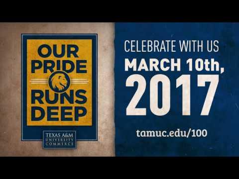 Our Century As Lions, Texas A&M University-Commerce