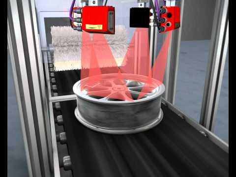 Leuze electronic Modular Code Scanning Portal System - MSPi