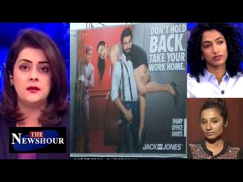 Ranveer Singh's 'Sexist' Jack & Jones Ad Pulled Down: The Newshour Debate (25th Nov)