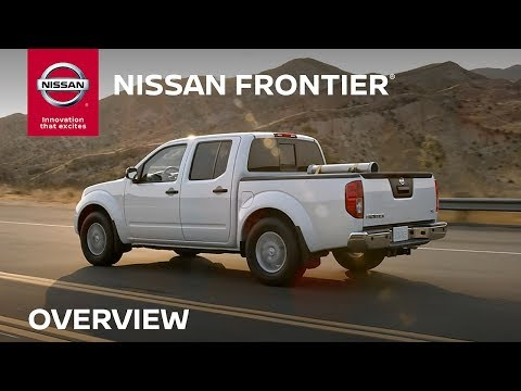 2019 Nissan Frontier Truck Walkaround And Review