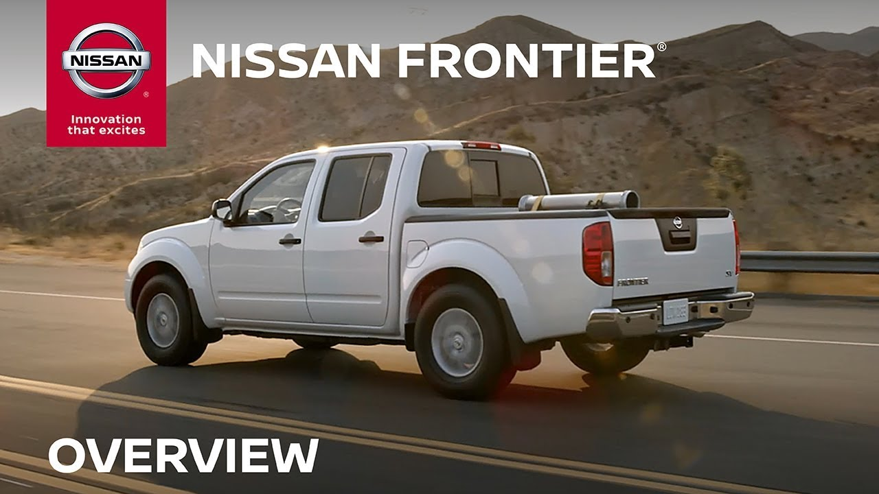 2019 Frontier Performance | V6 Pickup Truck | Nissan USA