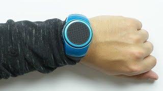 A Speaker Watch?