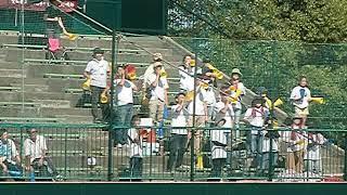 2017年9月18日 高校野球 秋期愛知県大会2回戦 @阿久比球場。県ベスト16。