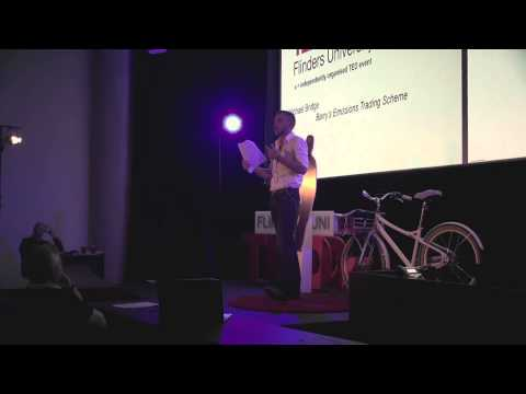 Barry's Emissions Trading Scheme | Michael Bridge | TEDxFlindersUniversity
