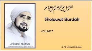 Download Sholawat Habib Syech - Sholawat Burdah - volume 7