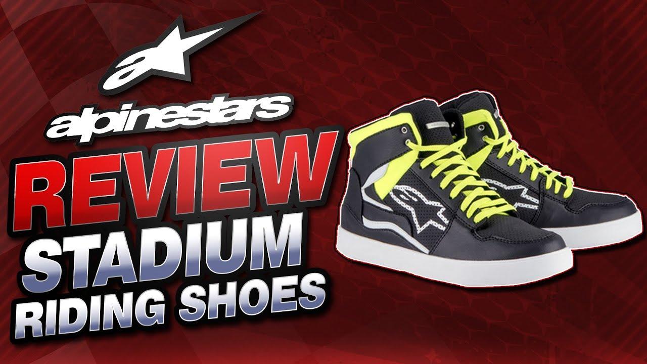 5639cadd461 Alpinestars Stadium Riding Shoes Review from Sportbiketrackgear.com ...