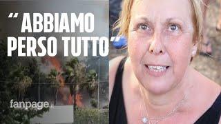 """Incendio alla Plaia di Catania: """"Abbiamo chiamato i pompieri ma non rispondevano"""""""