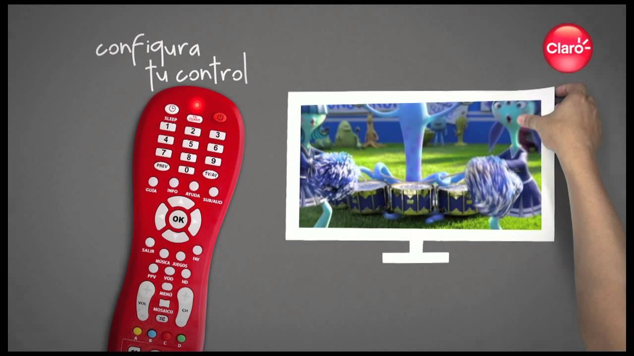 manual de directv control remoto