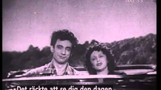 C'est merveilleux - Edith Piaf - Yves Montand Video