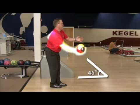 Basic Bowling Techniques Part 1 Youtube