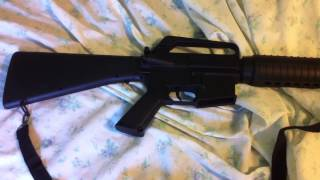 Well M16A2 review