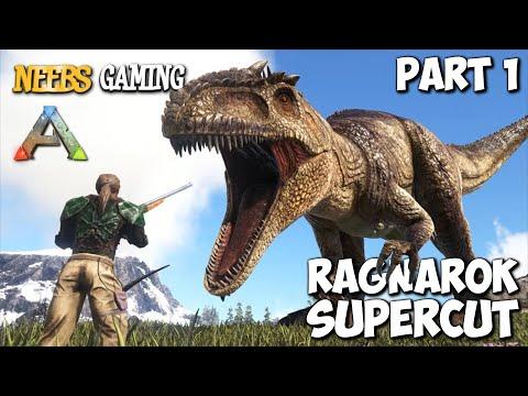 ARK: Survival Evolved - Ragnarok Supercut!!! - Part 1