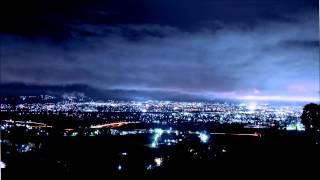 【癒し! リラックス音楽ジャズBGM】とある街の夜景3【relaxation jazz music】