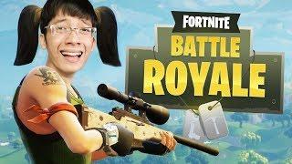 LẦN ĐẦU CHƠI THỬ FORTNITE! (Battle Royale)