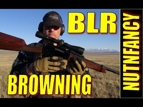 Browning BLR Lightweight: Lever Gun for Down Under