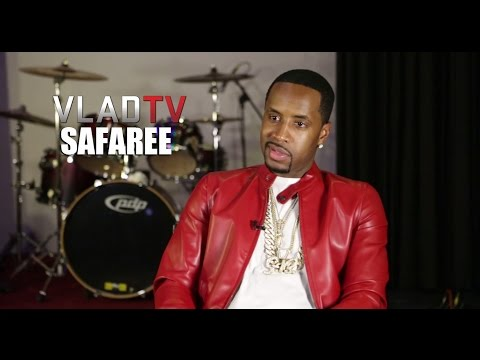 Safaree Gets Asked About Nicki's Alleged Butt Enlargement
