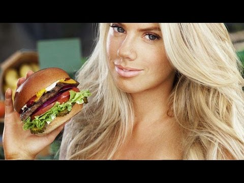 Carl's Jr. Super Bowl 2015 Commercial Banned From T.V