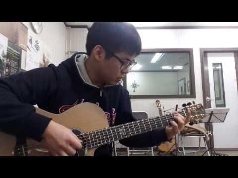 SG Wannabe - 살다가 (기타연주)