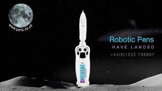 Robotic Pens (Transformer Space Pen) - The Pen Warehouse
