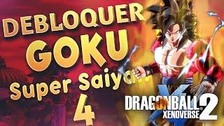 DRAGON BALL XENOVERSE 2 - FR | Débloquer Goku et Vegeta Super Saiyen 4