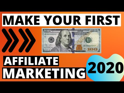 How To Make Your First $100 With Affiliate Marketing in 2019  [Step by Step] thumbnail