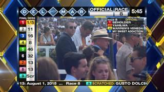 Beholder Wins Clement L Hirsch Stakes (Gr. I)